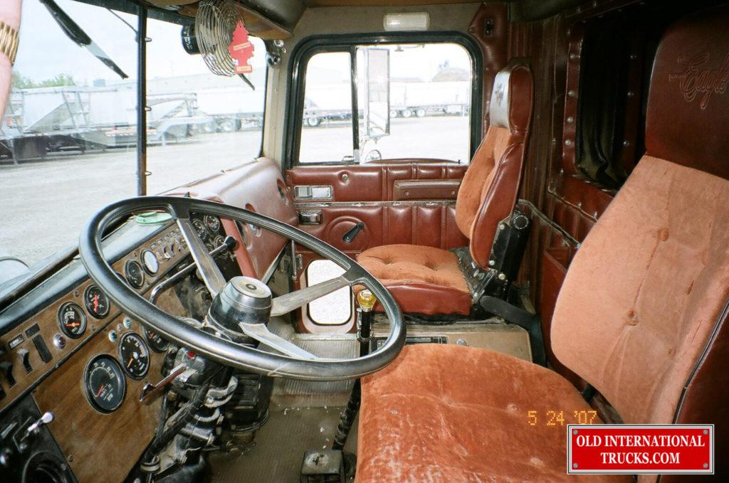1981 F4370 Eagle Old International Truck Parts