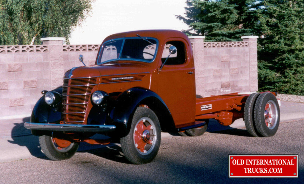 "1937 D-30 out of the shop for the first time on it own power  <div class=""download-image""><a href=""https://oldinternationaltrucks.com/wp-content/uploads/2017/09/113.jpg"" download><i class=""fa fa-download""></i> <span class=""full-size""></span></a></div>"