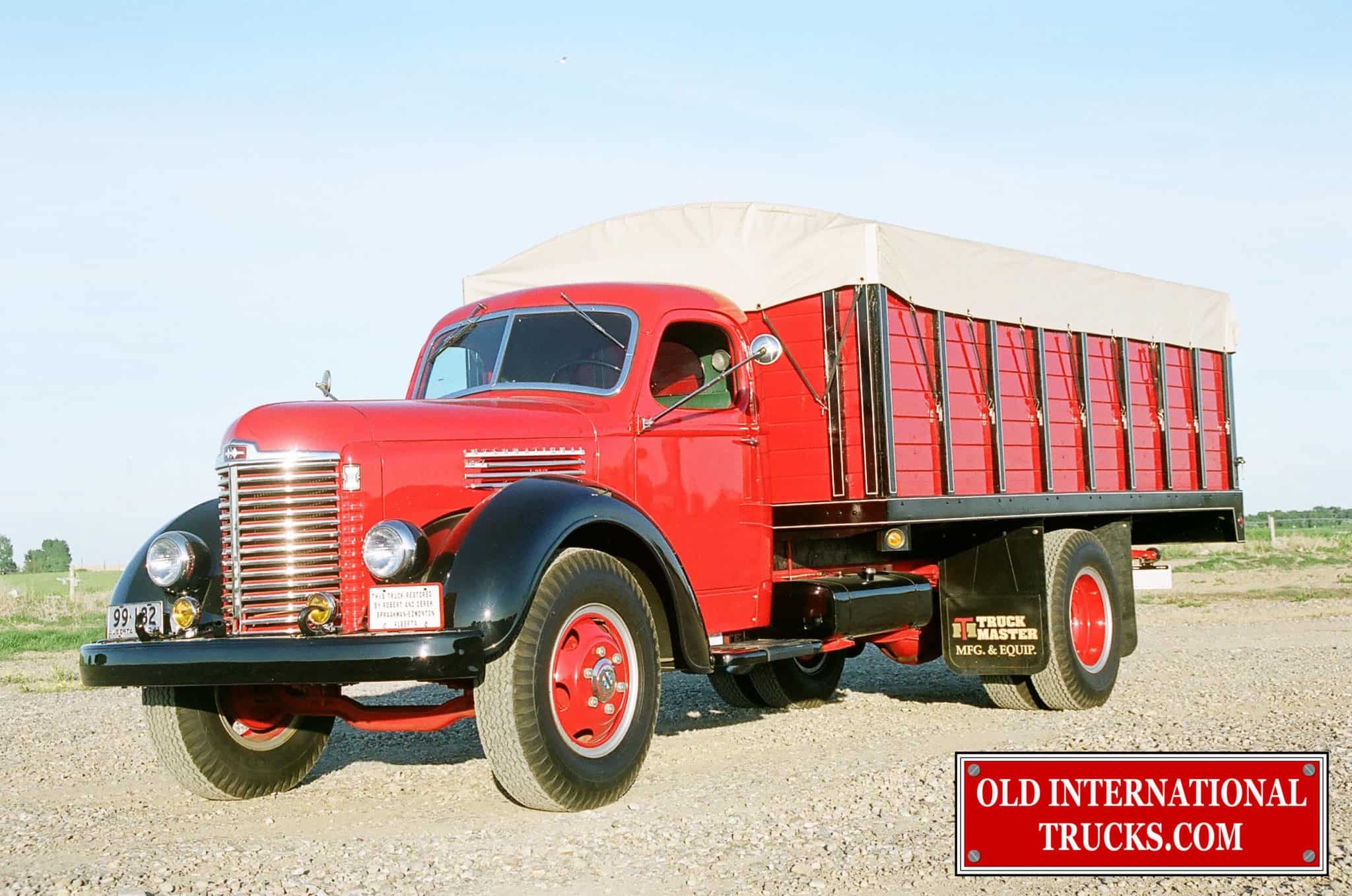 The Kirkham Collection Old International Truck Parts 1949 Ford 4x4 Pickup Trucks