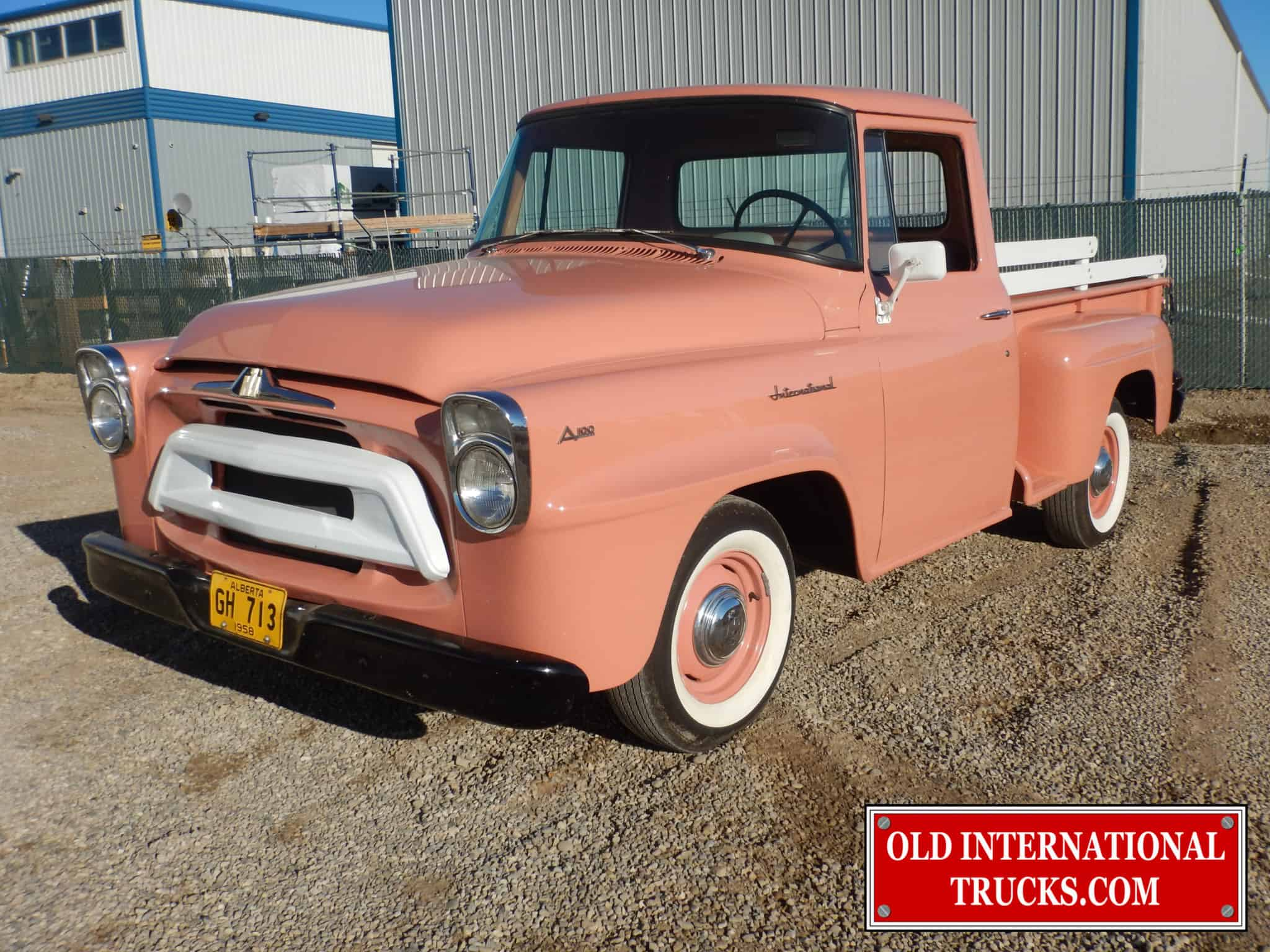 The Kirkham Collection O Old International Truck Parts