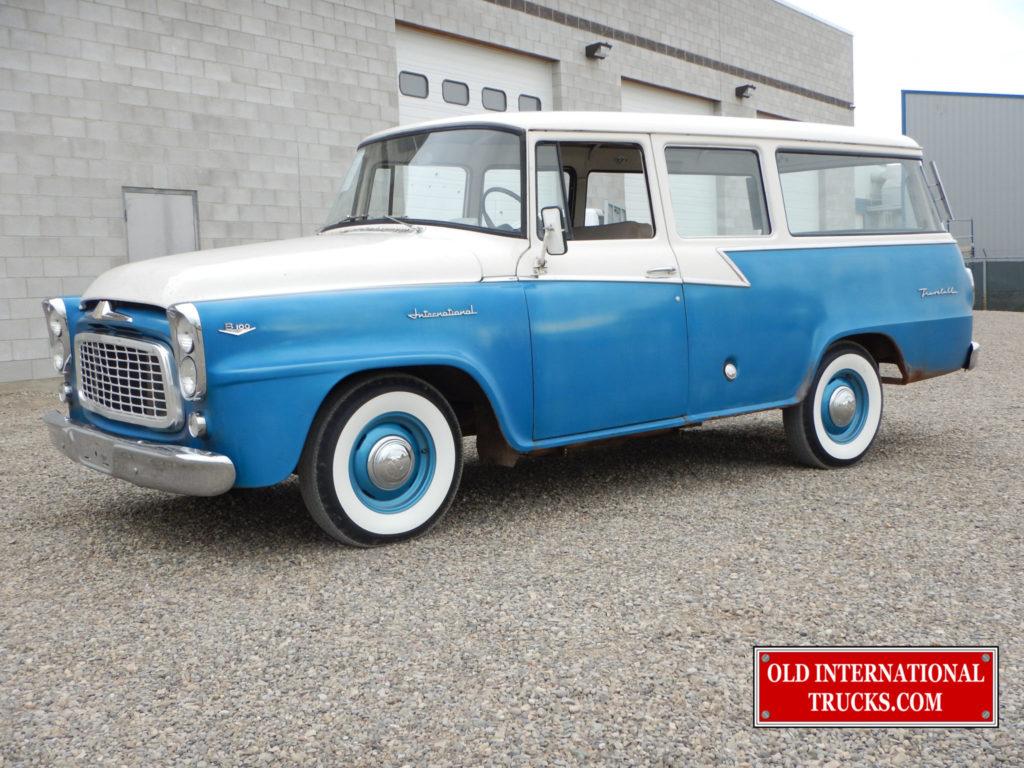1960    International    B100 Travelall     Old    International    Truck Parts