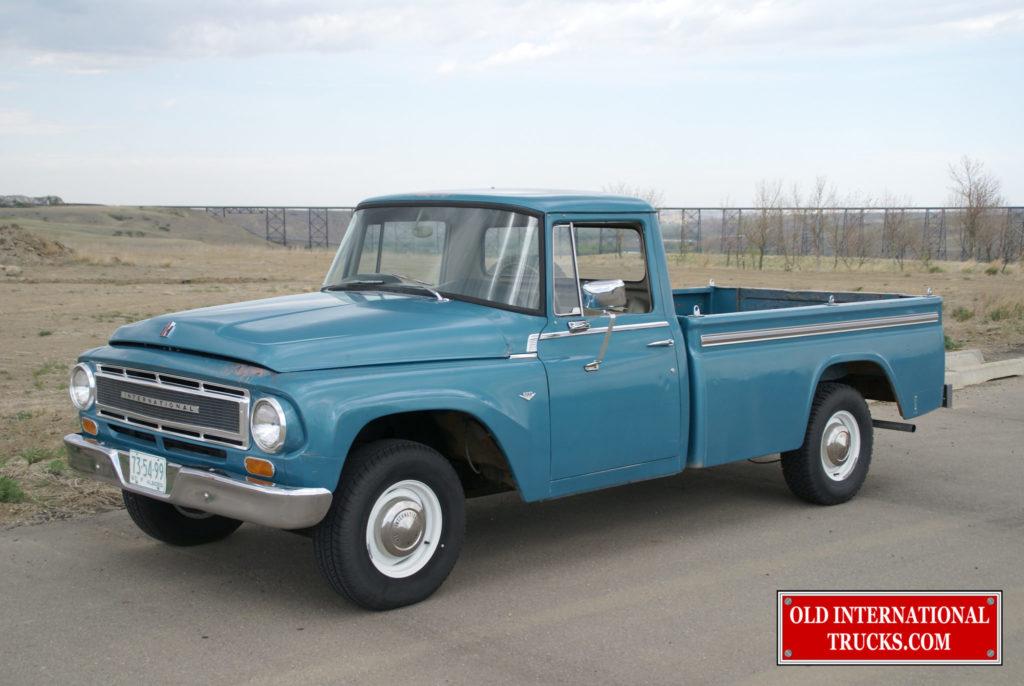 1967 1100b 1 2 Ton Old International Truck Parts