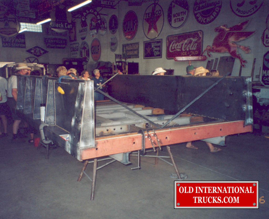 "Box was widened to fit the truck  <div class=""download-image""><a href=""https://oldinternationaltrucks.com/wp-content/uploads/2017/09/CAREY-GRAVEL-BOX-1.jpg"" download><i class=""fa fa-download""></i> <span class=""full-size""></span></a></div>"