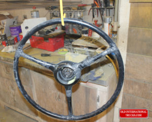 "STEERING WHEEL IN BEING RESTORED  <div class=""download-image""><a href=""https://oldinternationaltrucks.com/wp-content/uploads/2017/09/DSC00187CROP-1.jpg"" download><i class=""fa fa-download""></i> <span class=""full-size""></span></a></div>"