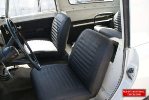 FACTORY BUCKET SEATS