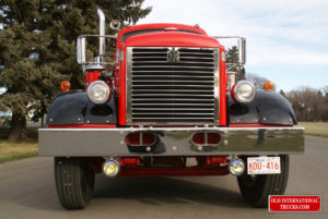 """NEW CHROME GRILL INSTALLED <div class=""""download-image""""><a href=""""https://oldinternationaltrucks.com/wp-content/uploads/2017/09/DSC01874.jpg"""" download><i class=""""fa fa-download""""></i> <span class=""""full-size""""></span></a></div>"""