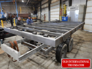 "The stake deck being built <div class=""download-image""><a href=""https://oldinternationaltrucks.com/wp-content/uploads/2017/09/DSCN0080.jpg"" download><i class=""fa fa-download""></i> <span class=""full-size""></span></a></div>"