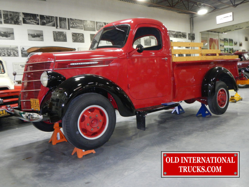 "Wheels back on the truck <div class=""download-image""><a href=""https://oldinternationaltrucks.com/wp-content/uploads/2017/09/DSCN0162_2.jpg"" download><i class=""fa fa-download""></i> <span class=""full-size""></span></a></div>"
