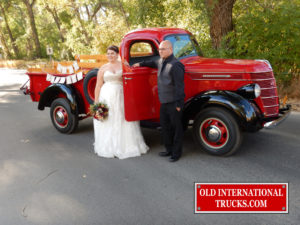 "Pam (Georges oldest daughter) and Matt used it for their wedding photos that turn out great <div class=""download-image""><a href=""https://oldinternationaltrucks.com/wp-content/uploads/2017/09/DSCN7019.jpg"" download><i class=""fa fa-download""></i> <span class=""full-size""></span></a></div>"