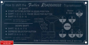 "TRANSMISSON SHIFT PLATE  <div class=""download-image""><a href=""https://oldinternationaltrucks.com/wp-content/uploads/2017/09/SHIFTER-PLATE-LFD-405.jpg"" download><i class=""fa fa-download""></i> <span class=""full-size""></span></a></div>"