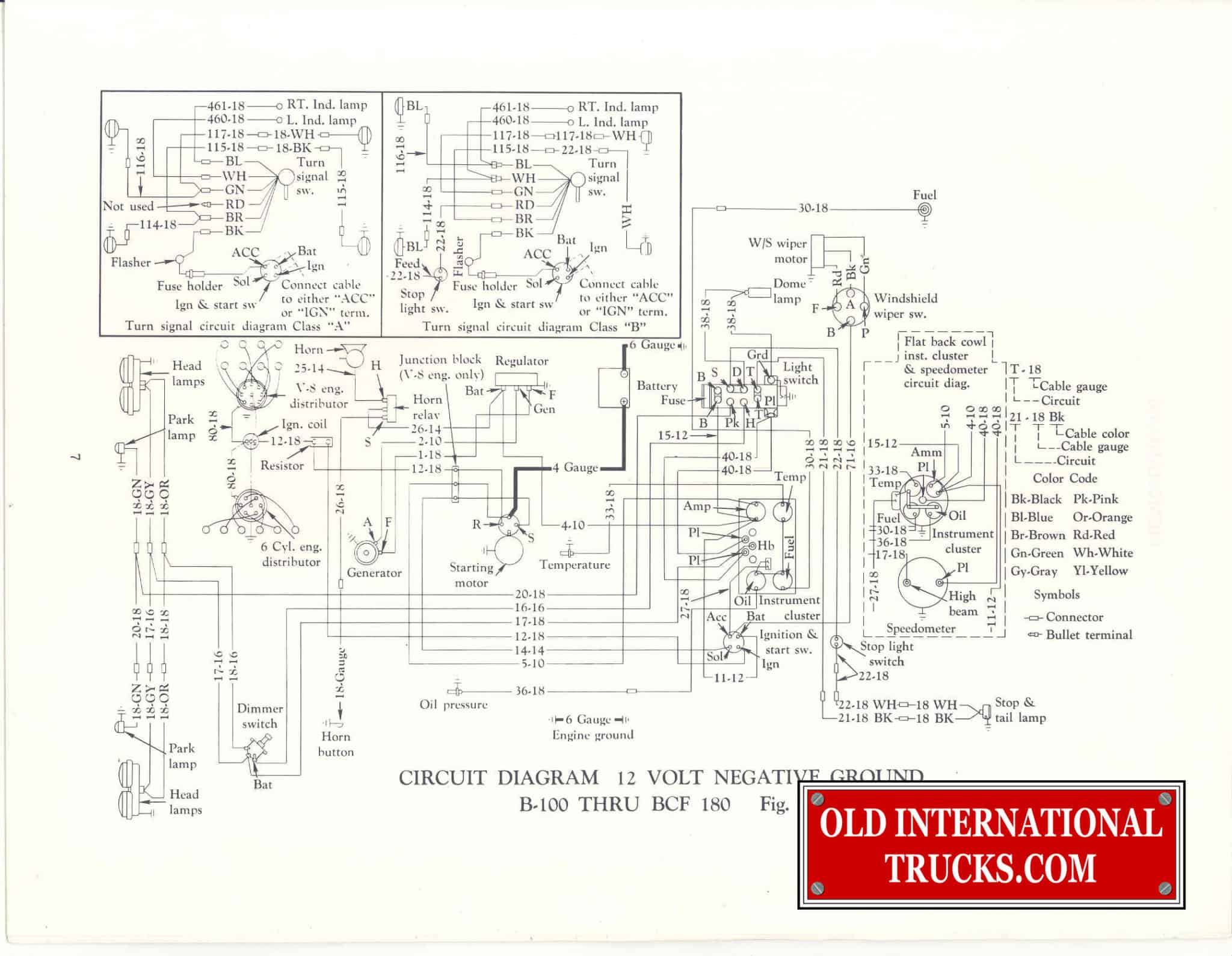 1960 international b-100 travelall • old international ... wiring diagram for 1969 nova free download wire diagram for 1969 international pickup
