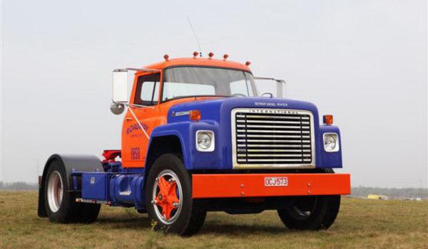 Customers' International Trucks