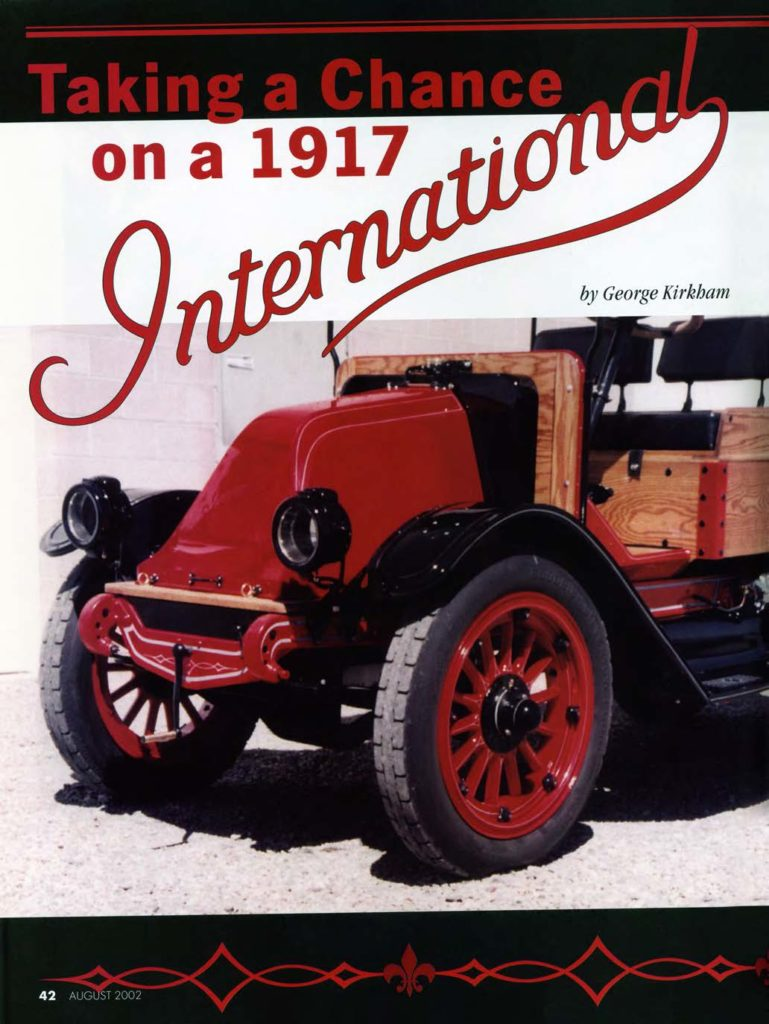 """As seen in vintage truck magazine <div class=""""download-image""""><a href=""""https://oldinternationaltrucks.com/wp-content/uploads/2017/10/1917-model-h-small_Page_1.jpg"""" download><i class=""""fa fa-download""""></i> <span class=""""full-size""""></span></a></div>"""