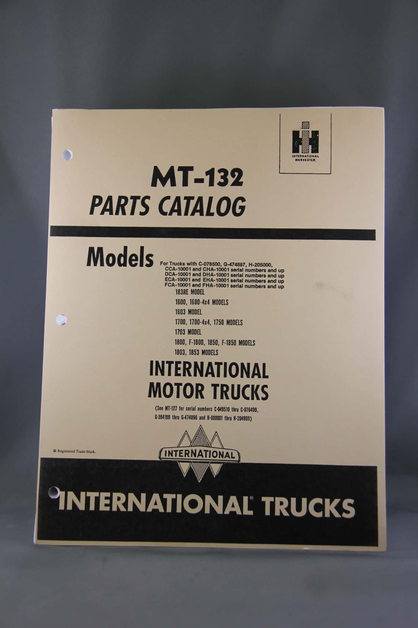 Parts Diagrams For International Trucks Electrical Wiring 1978 1700 Loadstar Diagram Manual 1972 U2022 Old Truck Schematics