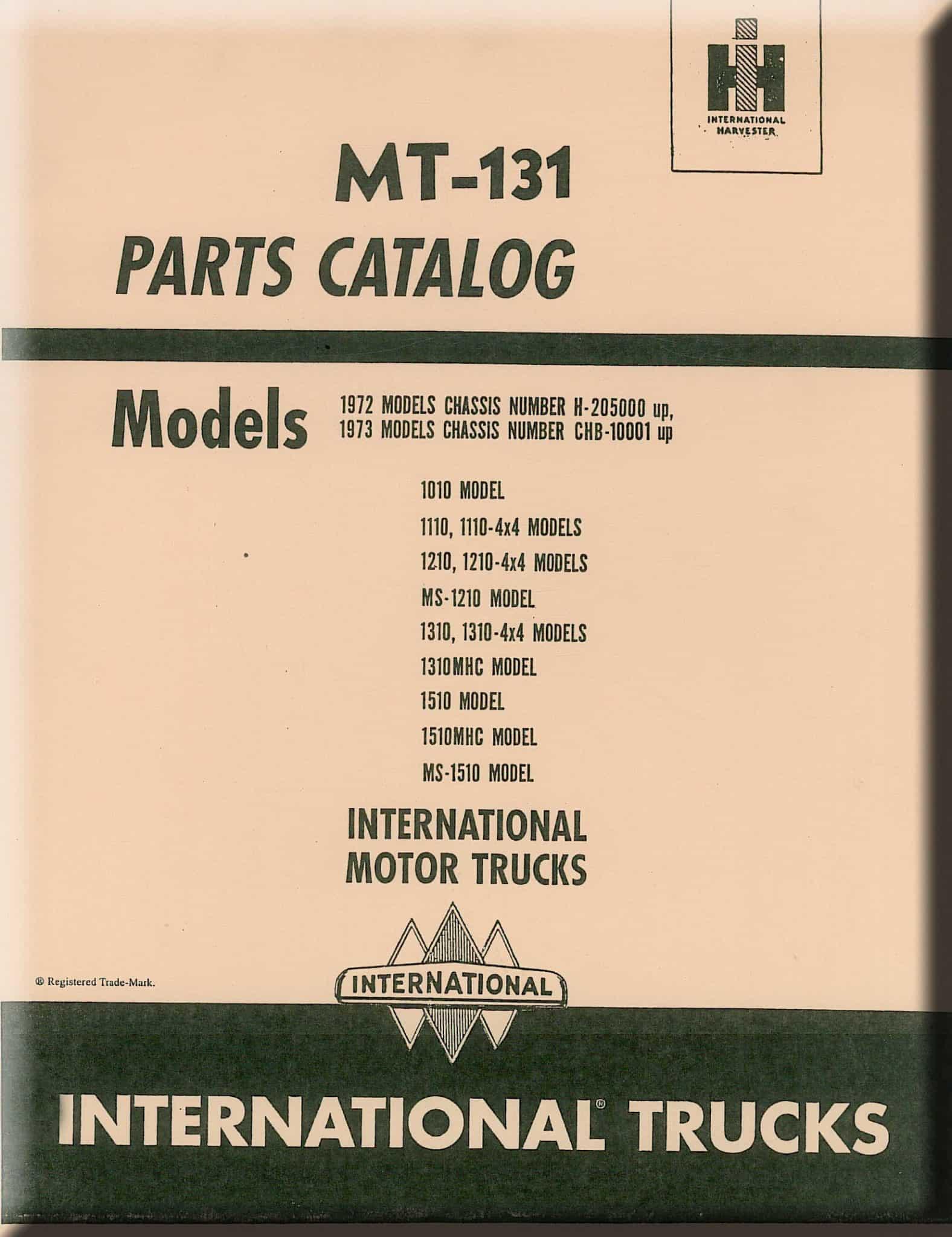 International Truck Parts Diagrams Trusted Wiring Prostar Engine Diagram Manual 10101110121013101510 1972 1973 U2022 Old Peterbilt