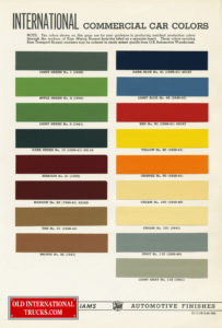 "1939-1941 color chart <div class=""download-image""><a href=""https://oldinternationaltrucks.com/wp-content/uploads/2017/11/1939-41-color-chart-670.jpg"" download><i class=""fa fa-download""></i> <span class=""full-size""></span></a></div>"