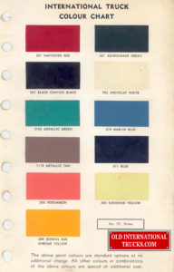 "1959 1960 color chart <div class=""download-image""><a href=""https://oldinternationaltrucks.com/wp-content/uploads/2017/11/1959-1960-COLOR-CHART.jpg"" download><i class=""fa fa-download""></i> <span class=""full-size""></span></a></div>"