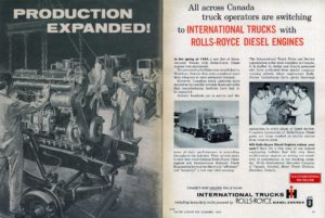 ROLLS ROYCE AD