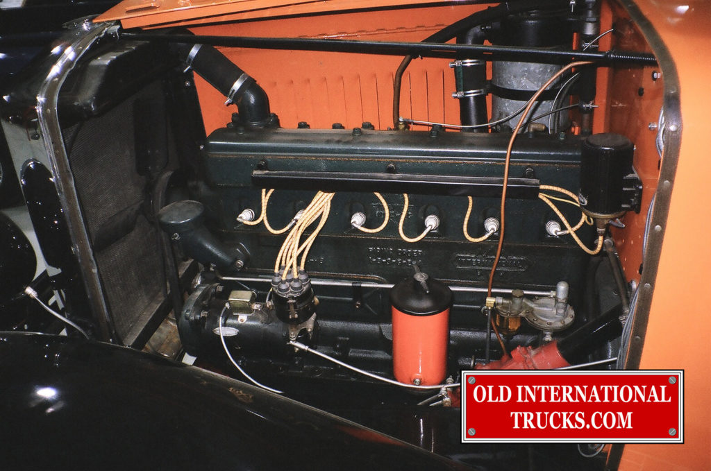 "International first overhead valve 6 cly. motor that became the Blue Diamond and  Red Diamond motors <div class=""download-image""><a href=""https://oldinternationaltrucks.com/wp-content/uploads/2017/11/A00530011.jpg"" download><i class=""fa fa-download""></i> <span class=""full-size""></span></a></div>"