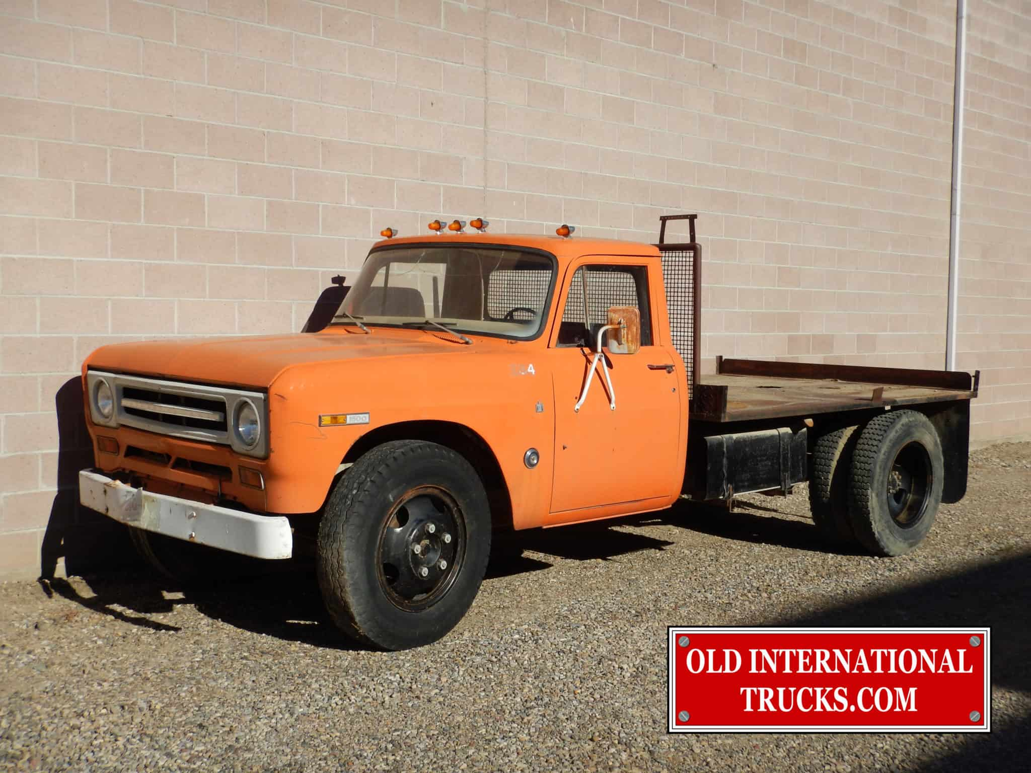 1969 1500 D • Old International Truck Parts