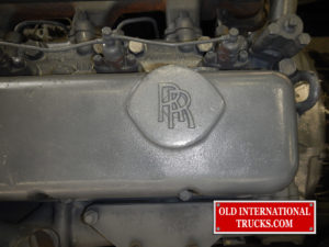 "RR LOGO TOP OF ENGINE <div class=""download-image""><a href=""https://oldinternationaltrucks.com/wp-content/uploads/2017/11/DSCN7711.jpg"" download><i class=""fa fa-download""></i> <span class=""full-size""></span></a></div>"