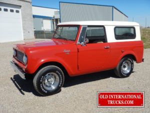 "1967 SCOUT WITH TRAVEL TOP <div class=""download-image""><a href=""https://oldinternationaltrucks.com/wp-content/uploads/2017/11/DSCN9981.jpg"" download><i class=""fa fa-download""></i> <span class=""full-size""></span></a></div>"