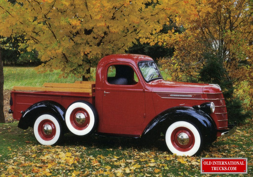 "1940 D-2 HALF TON PICK UP <div class=""download-image""><a href=""https://oldinternationaltrucks.com/wp-content/uploads/2017/12/12-22-2014-3.jpg"" download><i class=""fa fa-download""></i> <span class=""full-size""></span></a></div>"