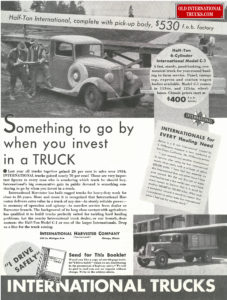 """1936 C LINE AD <div class=""""download-image""""><a href=""""https://oldinternationaltrucks.com/wp-content/uploads/2017/12/1936-C-line-somthing-to-go-by-when-investing-in-a-truck.jpg"""" download><i class=""""fa fa-download""""></i> <span class=""""full-size""""></span></a></div>"""