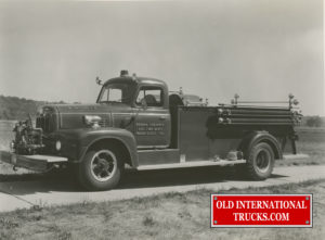"1956 R-185-6 pumper with front mount pump <div class=""download-image""><a href=""https://oldinternationaltrucks.com/wp-content/uploads/2017/12/1956-r-185-6-pumper-with-front-mount-pump-1.jpg"" download><i class=""fa fa-download""></i> <span class=""full-size""></span></a></div>"