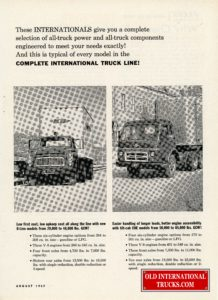 "1959 international tractors offer 23 gasoline and lpg engine options... sixes and V8's. <div class=""download-image""><a href=""https://oldinternationaltrucks.com/wp-content/uploads/2017/12/1959-international-tractors-offer-23-gasoline-and-lpg-engine-options...-sixes-and-v8s-2.jpg"" download><i class=""fa fa-download""></i> <span class=""full-size""></span></a></div>"