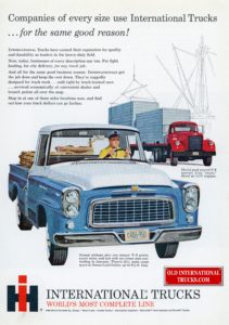 1960 companies of every size use International