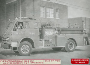 VCO-196 FIRE TRUCK