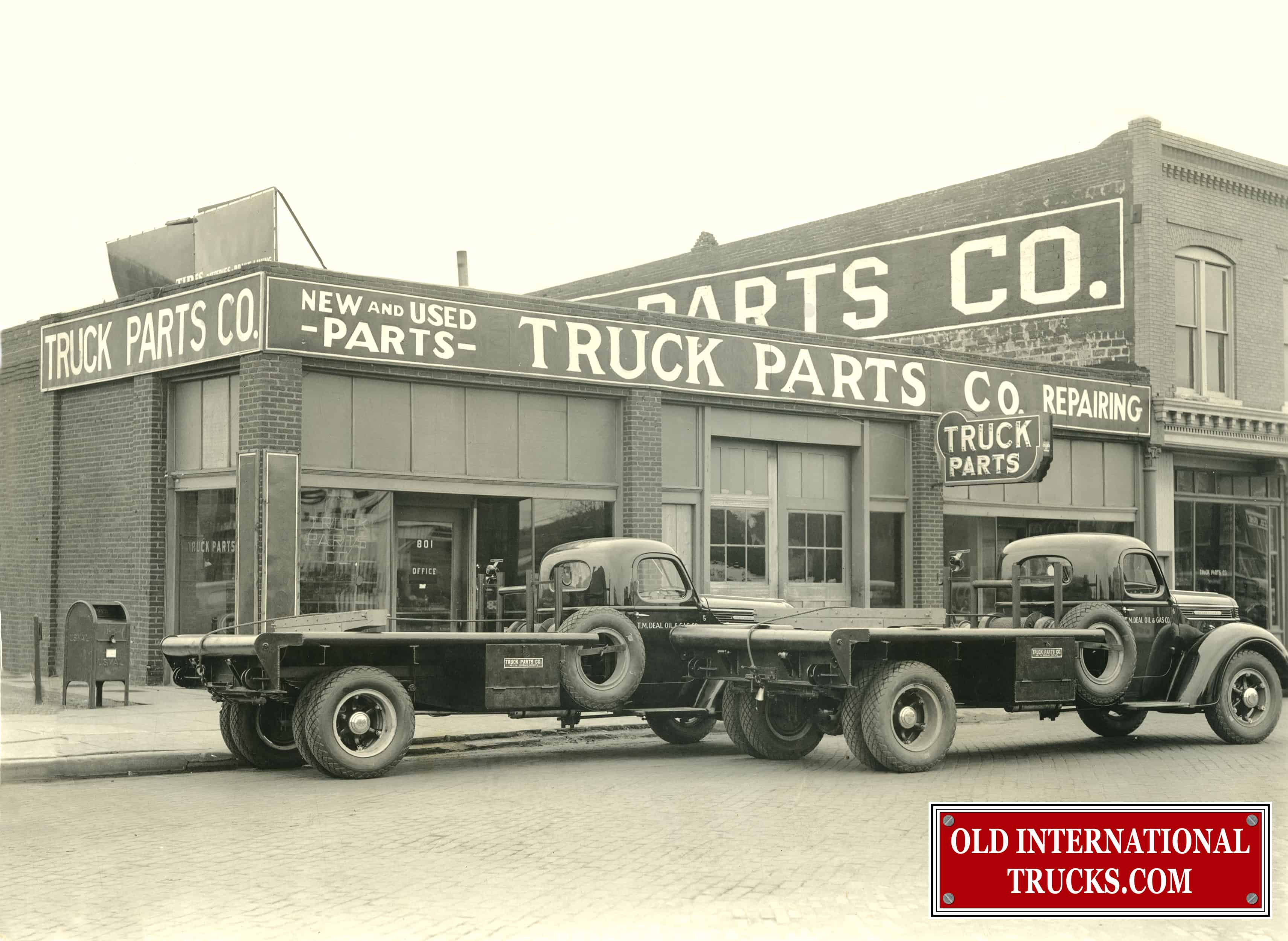 International photo archives old international truck parts sciox Images
