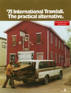 1975 International Travelall