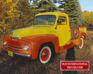 "1950 L110 HALF TON PICK UP <div class=""download-image""><a href=""https://oldinternationaltrucks.com/wp-content/uploads/2017/12/9-24-2014-1.jpg"" download><i class=""fa fa-download""></i> <span class=""full-size""></span></a></div>"