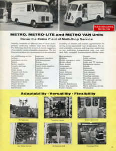 "International Trucks with METRO BODIES AM LINE <div class=""download-image""><a href=""https://oldinternationaltrucks.com/wp-content/uploads/2017/12/International-Trucks-with-METRO-BODIES-AM-LINE-21.jpg"" download><i class=""fa fa-download""></i> <span class=""full-size""></span></a></div>"