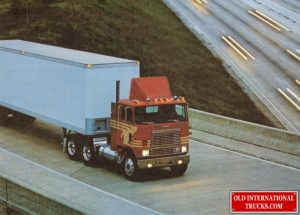 "The 9670 XL Series with IH Air Deflector and rear Cab Extenders. <div class=""download-image""><a href=""https://oldinternationaltrucks.com/wp-content/uploads/2017/12/The-9670-XL-Series-with-IH-Air-Deflector-and-rear-Cab-Extenders..jpg"" download><i class=""fa fa-download""></i> <span class=""full-size""></span></a></div>"