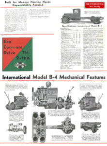"1933 B-4 see, compare, drive this 2 ton international ad. <div class=""download-image""><a href=""https://oldinternationaltrucks.com/wp-content/uploads/2017/12/built-for-modernm-hauling-needs-1.jpg"" download><i class=""fa fa-download""></i> <span class=""full-size""></span></a></div>"