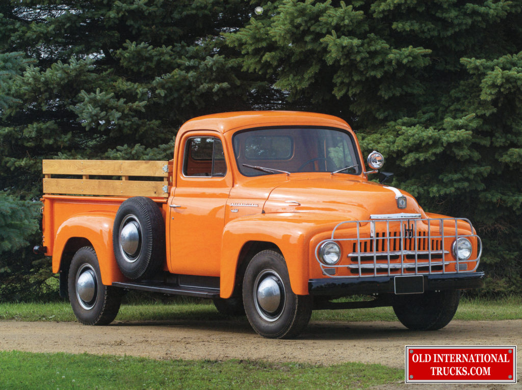 "1952 L 120 3/4 TON LONG WHEEL BASE PICK UP <div class=""download-image""><a href=""https://oldinternationaltrucks.com/wp-content/uploads/2017/12/img005-2.jpg"" download><i class=""fa fa-download""></i> <span class=""full-size""></span></a></div>"