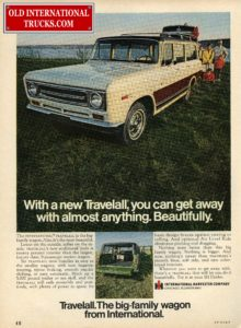 1969 International travelall