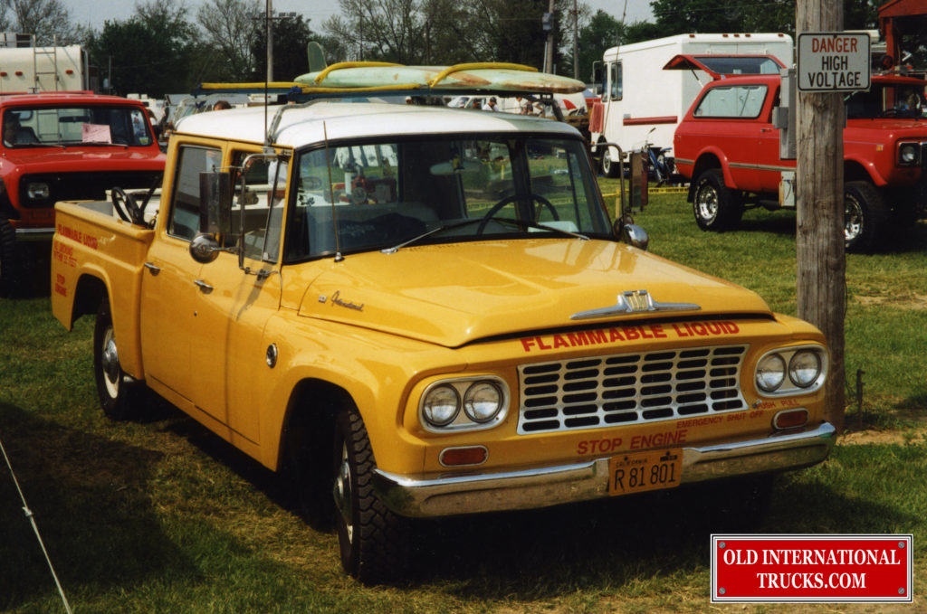 1962 C120 Travelallet