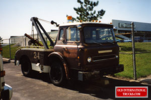 1970 CO1710A CARGOSTAR tow truck