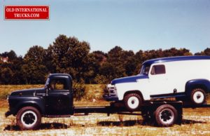 1956 S170 loaded with a S120 4X4 panel