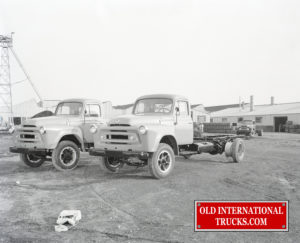 1956 S-170 AT CHATHAM ONT. FACTORY