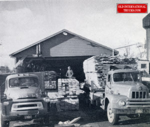 "1956 S-160 AND RF-210 HAULING LUMBER <div class=""download-image""><a href=""https://oldinternationaltrucks.com/wp-content/uploads/2017/12/img275-1.jpg"" download><i class=""fa fa-download""></i> <span class=""full-size""></span></a></div>"