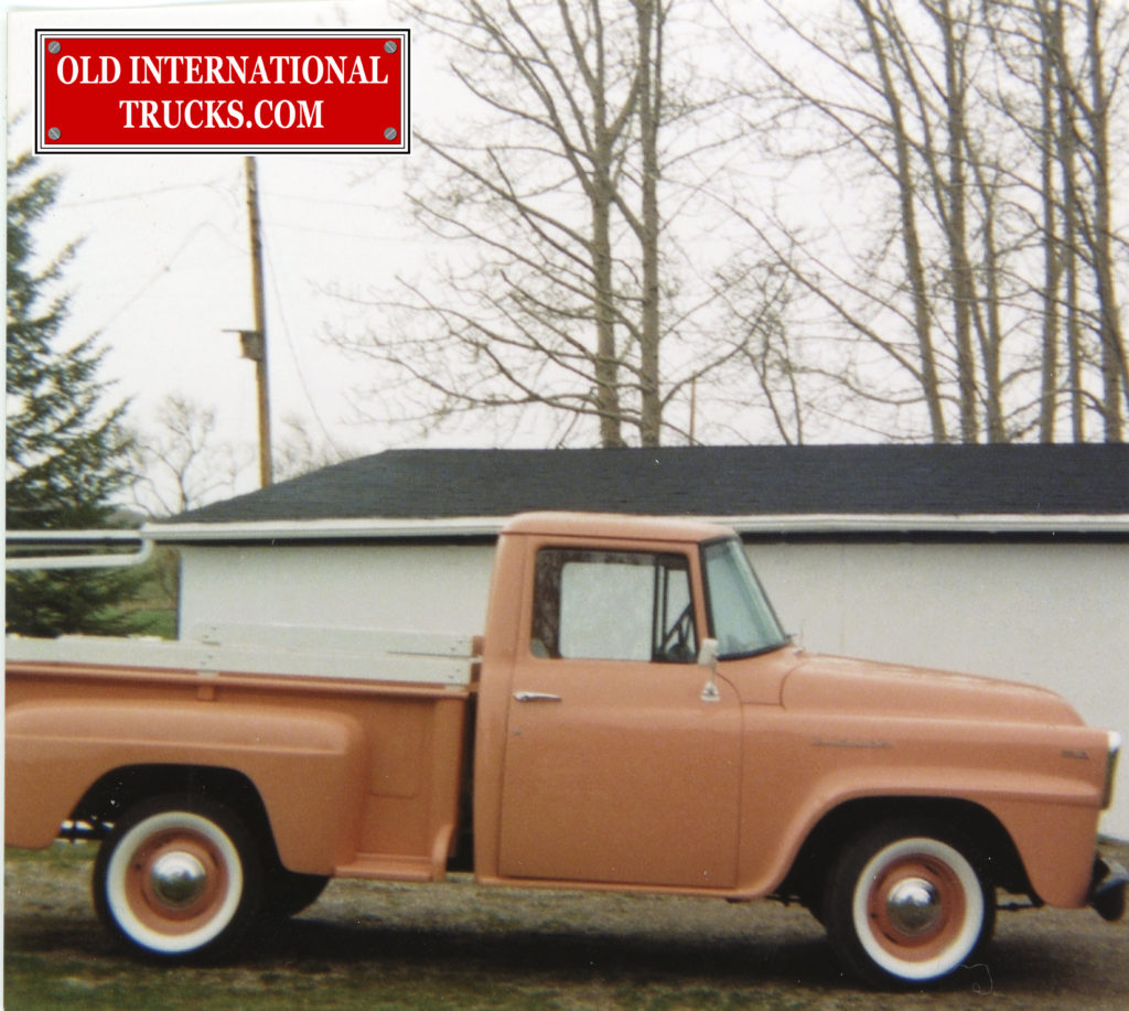 "1958 A-100 Timber Tan in color  <div class=""download-image""><a href=""https://oldinternationaltrucks.com/wp-content/uploads/2017/12/img313-2.jpg"" download><i class=""fa fa-download""></i> <span class=""full-size""></span></a></div>"