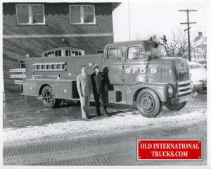 """SC180 CAB OVER FIRE TRUCK <div class=""""download-image""""><a href=""""https://oldinternationaltrucks.com/wp-content/uploads/2017/12/img931.jpg"""" download><i class=""""fa fa-download""""></i> <span class=""""full-size""""></span></a></div>"""
