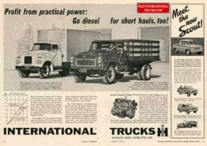 "1959 BC160 AND B160 TRUCKS <div class=""download-image""><a href=""https://oldinternationaltrucks.com/wp-content/uploads/2017/12/profit-from-practical-power-go-diesel-for-short-hauls-too.jpg"" download><i class=""fa fa-download""></i> <span class=""full-size""></span></a></div>"