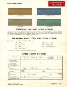 "1965 Standard color chart <div class=""download-image""><a href=""https://oldinternationaltrucks.com/wp-content/uploads/2018/01/1965-Standard-Colors-A.jpg"" download><i class=""fa fa-download""></i> <span class=""full-size""></span></a></div>"