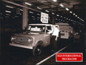 "1962 Scout 80 in plant at Fort Wayne <div class=""download-image""><a href=""https://oldinternationaltrucks.com/wp-content/uploads/2018/04/19620SCOUT-80-IN-PLANT-AT-FORT-WAYNE.jpg"" download><i class=""fa fa-download""></i> <span class=""full-size""></span></a></div>"